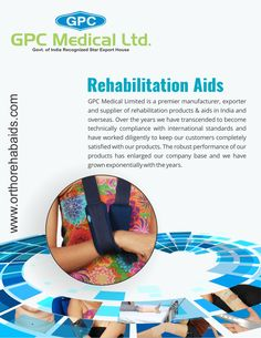 We at #GPC #Medical Ltd. serves wide range of intensive, comprehensive, multidisciplinary and coordinated #rehabilitation to the patients who suffers hip, neck, back, muscles, bone and knee injury. For more: http://goo.gl/uu8uds