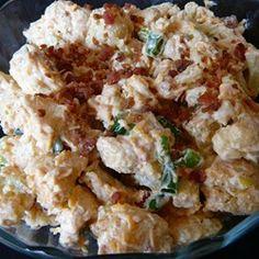 Fully Loaded Cauliflower Salad Recipe