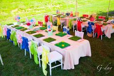 Peppa pig themed party Birthday Party Ideas | Photo 9 of 39 | Catch My Party