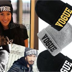 Great item for everybody.   New Fashion Cuffs Winter Beanie Hip-Hop Women Hat Gorro VOGUE Sport Beanie Female Knitted Wool Cap Mens Skully Beanies Hat - US $3.15 http://clothingacademy.com/products/new-fashion-cuffs-winter-beanie-hip-hop-women-hat-gorro-vogue-sport-beanie-female-knitted-wool-cap-mens-skully-beanies-hat/