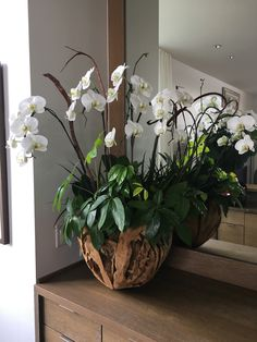 Silk flower arrangement silk orchids lend themselves to realistic ikebana orchids floral design floral arrangements succulents plants design of flowers lily floral drawing floral arrangement florals orchid mightylinksfo