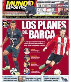صحف برشلونة الثلاثاء 29-3-2016