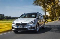 Premier monospace hybride rechargeable du marché, la BMW Série 225xe affiche une puissance de 224 ch, une transmission intégrale et des émissions en retrait
