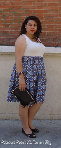 Rebequita Rose's XL Fashion Blog