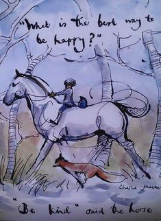 Charlie Horse, Charlie Mackesy, Cool Words, Wise Words, Horse Sketch, Horse Quotes, Illustration, The Little Prince, Positive Words