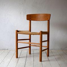 Borge Mogensen J39 Dining Chair D-601D132D | greeniche