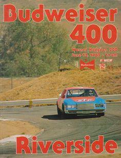 On This Day June 13, 1982 Riverside International Raceway - STOCK ...