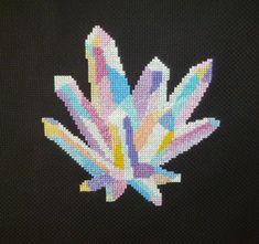 Mystical Crystals Cross Stitch Pattern by HanksPatternPlace