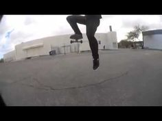 Andrew Brophy with a backside no comply lesson.