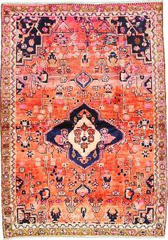 2 x 11 Rust Red Hamedan Area Rug Textiles, Magic Carpet, Cool Rugs, Red Rugs, Tribal Rug, Handmade Rugs, Oriental Rug, Vintage Rugs, Rugs On Carpet