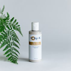 100% natural, water activated.  This non foaming face and body cleanser is ...