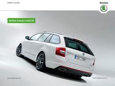Skoda Octavia Combi vRS Vehicles, Car, Automobile, Autos, Cars, Vehicle, Tools