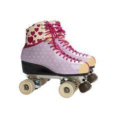 Mis patines de los sueños