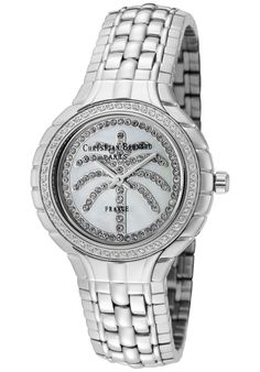 Love this watch. It reminds me of the Palm Island in Dubai. We have so many great memories of times at the top of the palm island Curved Glass, Casual Watches, Great Memories, Bracelet Watch, Christian, Dubai, Favorite Things, Palm, Ribbon