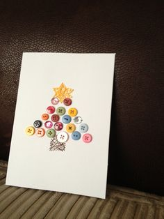 Home made Christmas cards :-)