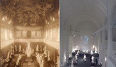 Colección de Reproducciones Artísticas en el Casón del Buen Retiro, a fines del siglo XIX, y así se puede disfrutar hoy en nuestra Casa del Sol (iglesia de San Benito el Viejo).