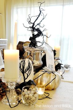 To The Moon and Back: Holiday Decorating