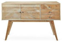 Room Crush | One Kings Lane - don't like the legs but the cabinet is amazing.