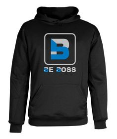 This sweatshirt was created by 2 boys, ages 11 and 9! Their super boss products would make great Christmas presents! www.beboss.co