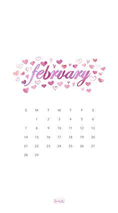 February-2016-Phone-Wallpaper-Download.jpg (599×1080)