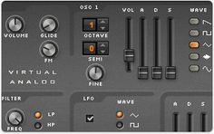 AudioSauna - Free Music Software - Make Music Online [includes export of your created sound track]