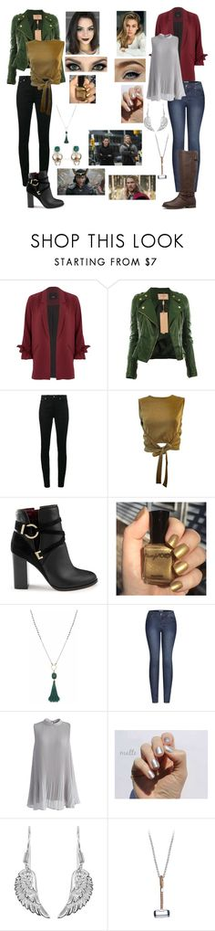 """""""Thor // Female!Thor and Loki"""" by somenormalpanda ❤ liked on Polyvore featuring River Island, Fiori, Yves Saint Laurent, Moschino, Miss Selfridge, Carousel Jewels, 2LUV, Chicwish, SoGloss and BillyTheTree"""