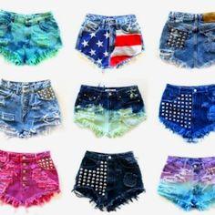 Shorts shorts shorts shorts!