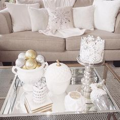 I'm feelin the all white pillow theme for winter ❄️️❄️️ . . . . . #home #homedecor #interior #myhome #decor #decorating #style #homedecorating #room  #interiorandhome #interiors #interiordesign #interiordesigner #interiorinspiration  #eleganceroom #interiorstyle #interiorlovers #livingroom #glamdecor #whitedecor #pillows #pier1 #homegoods #homegoodshappy #christmas #christmasdecor #target