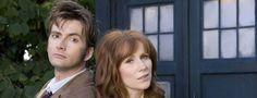 David Tennant et Catherine Tate reviennent dans l'univers #DoctorWho pour des épisodes audios