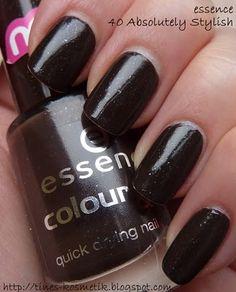 "Tines Kosmetikblog: essence Absolutely Stylish ""aufpoliert"""