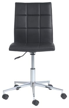 Cyd Office Chair-White contemporary-task-chairs