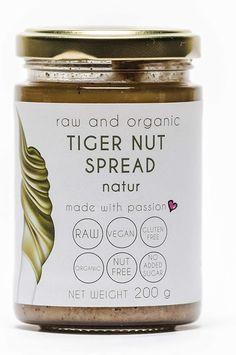 Drobtinka Tigernut Spread, Natural, 200g, Raw and Organic: Amazon.co.uk: Grocery Lactose Free, Vegan Gluten Free, Gift Card Mall, Bottle Manufacturers, Organic Brand, Medical Problems, Packaging Design Inspiration, Nut Free, Raw Vegan