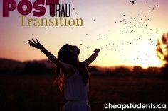 The Post Grad Transition