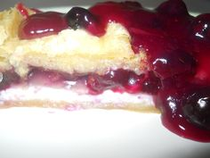 The Sassy Sisters News Room: The Blueberry Pastry Divine... Yummiest thing ever!