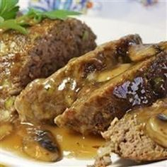 Brighten up your meatloaf with this tomato-free meatloaf recipe that features a spicy kick!