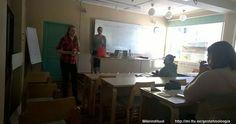 Geotehnoloogia: Kiviõli 1. Keskkool ja Kadrina Keskkool 22.01.2016 by Gaia Grossfeldt