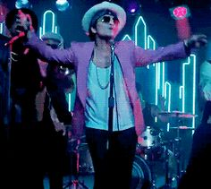 "Mark Ronson ft. Bruno Mars ""Uptown Funk"" gif"