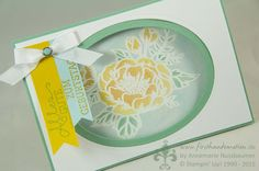 Stampin' Up! by First Hand Emotion: Geburtstagsblumen