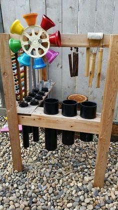 Otro de nuestros proyectos DIY para adaptar el ambiente exterior del peque es fabricar una pared vertical musical . Es una manera de ...