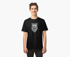 Check out our Polar Bear Madness classic T-shirt here!