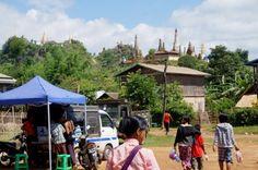Touristenboom in Myanmar