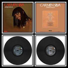 LP Carmen Silva Apaixonada RCA Victor (1980)