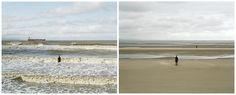 4.) Crosby Beach, England