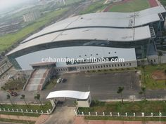3rd asian indoor games Vietnam stadium sports hall steel space frame roofing