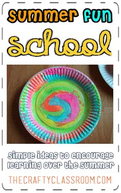 Do it yourself summer school from be a better mom pinterest do it yourself summer school from be a better mom pinterest summer school summer slide and school solutioingenieria Choice Image