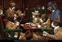 His Station And Four Aces - Cassius Marcellus Coolidge