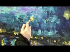 La notte - Van Gogh | Stampe di Arte, riproduzioni quadri, stampe su tela  www.stampediarte.it