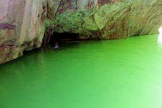 Canion do Xingo Como chegar Caninde Sao Francisco Sergipe Aguas Verdes