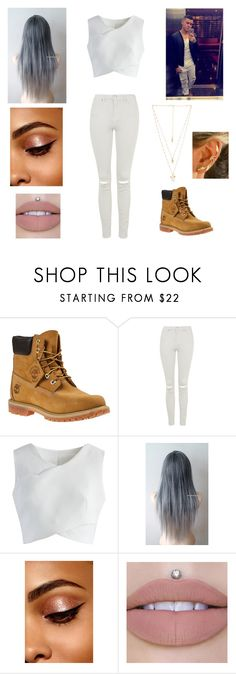 """""""Sin título #5"""" by andreaalvarez16012 on Polyvore featuring moda, Timberland, Topshop, Chicwish y Natalie B"""