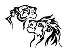 Lion Tattoo Design by ~Navina on deviantART